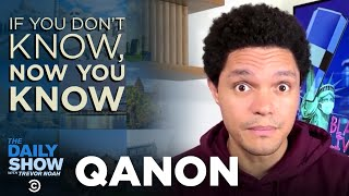 QAnon - If You Don't Know, Now You Know   The Daily Social Distancing Show