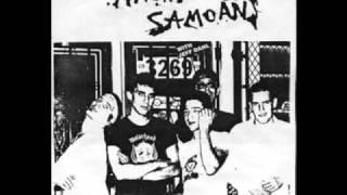 Angry Samoans-Matchstick Men