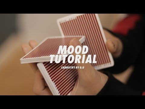 MOOD // CARDISTRY TUTORIAL // ITS TEAM
