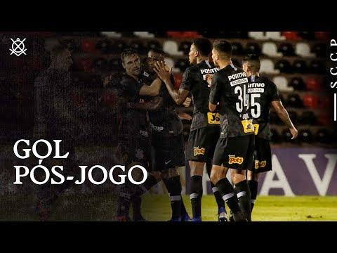 Gol e pós-jogo - Botafogo 0x1 Corinthians - Paulistão 2019