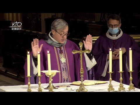 Messe du 22 décembre 2020 à Saint-Germain-l'Auxerrois