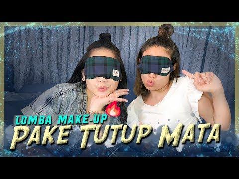 Download Make Up Sambil Merem Buawa VS Nagita | Make Up Box Challenge | Part 1 HD Mp4 3GP Video and MP3