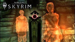 Древние знания в тайном Словаре - TES V: Skyrim SE #105