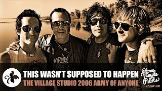 THIS WASN'T SUPPOSED TO HAPPEN (THE VILLAGE STUDIO 2006 SANTA MONICA) ARMY OF ANYONE BEST HITS