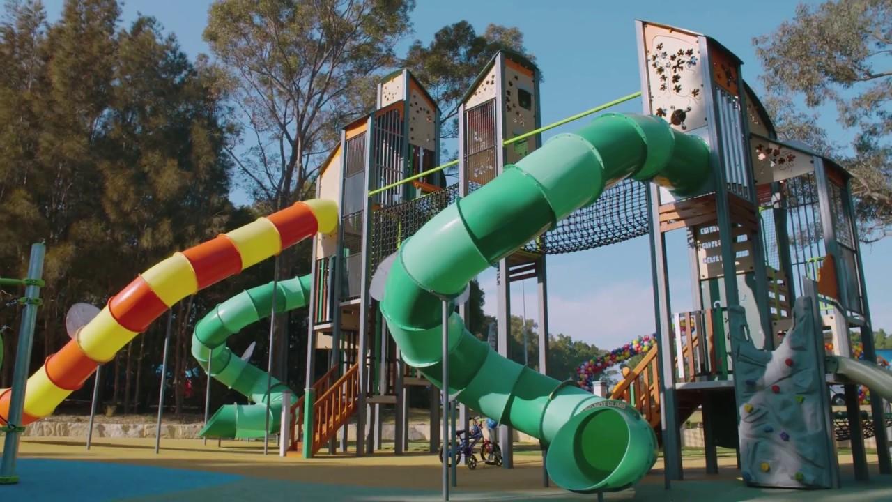 Strathfield Park, Strathfield NSW