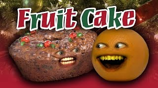 Annoying Orange - FRUITCAKE (ft. Roi Wassabi)