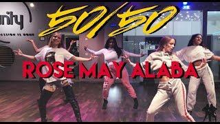 5050   Rose May Alaba Feat. Mayorkun | Choreography By Julia & Sarah Reindl | PowerPumps