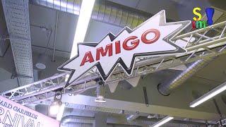 Neuheiten – AMIGO – Spielwarenmesse 2020 in Nürnberg (Spiel doch mal…!) Standrundgang