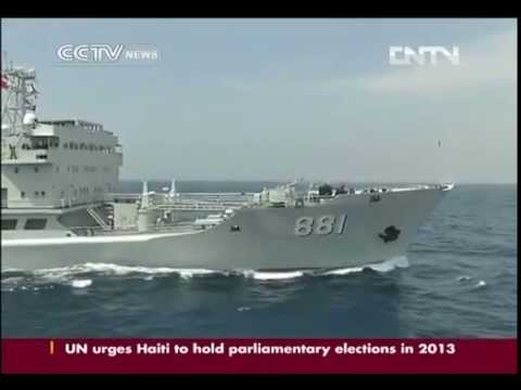 China deploys largest ever single military force CCTV News