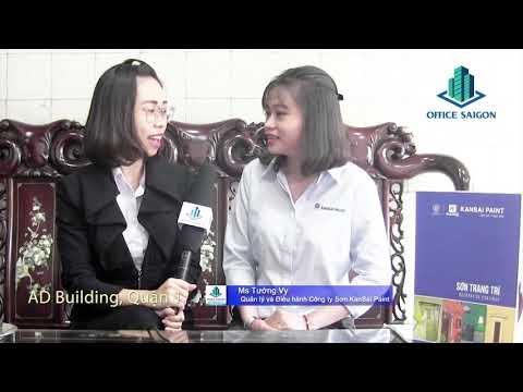 Chia sẻ cty KANSAI Paint quá trình tìm kiếm văn phòng của công ty