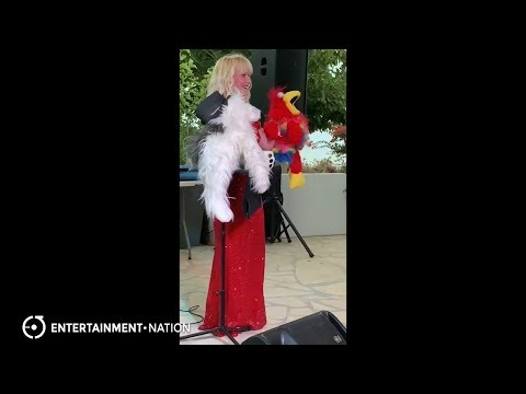 Louise The Ventriloquist - Live in Cyprus
