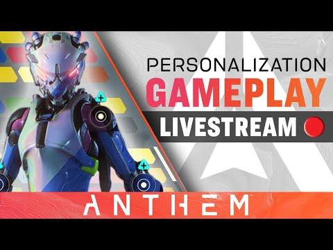 Anthem Developer Stream Replay - Javellin Customization