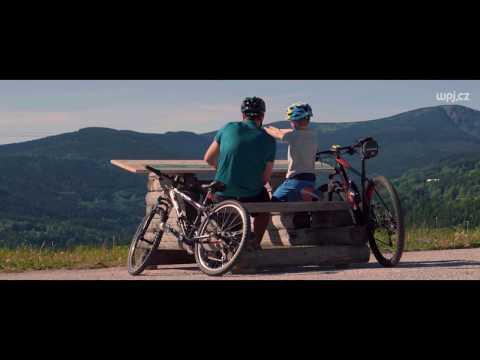 Benecko na bicykli  - © Benecko - vzdušné lázně v Krkonoších