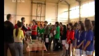preview picture of video 'Naomi Országos Leány Labdarúgó Torna Tiszafüred'