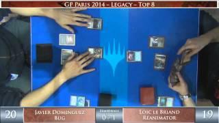 Grand Prix Paris 2014: Semifinals (Legacy)