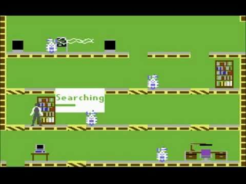 C64 Longplay - Impossible Mission