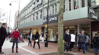 preview picture of video 'FlashFreeze - Reading Town Centre - 28th March 2010'