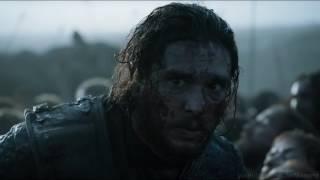 Битва бастардов  ЧАСТЬ 3  Джон Сноу против Рамси Болтона  Прибытие подкрепления  Игра престолов