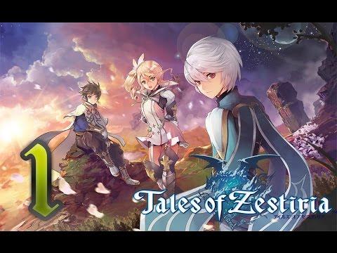 Tales of Zestiria Прохождение  #1 - Начало