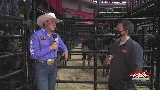 Bull riders saddling up for PBR event this weekend