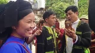 Hát Soong Hao, Hát Sli, Chợ Tân Thành, Cao Lộc, Lạng Sơn 04
