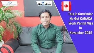 Work Permit for Canada | Best Immigration Consultant in India & Dubai.