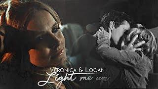 Veronica & Logan    Light Me Up