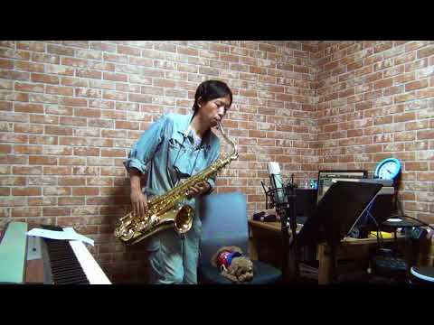 Official HIGE DANdism - Pretender - Tenor Saxophone Cover