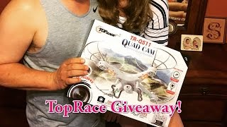 TopRace TR-Q511 Unboxing and Giveaway!