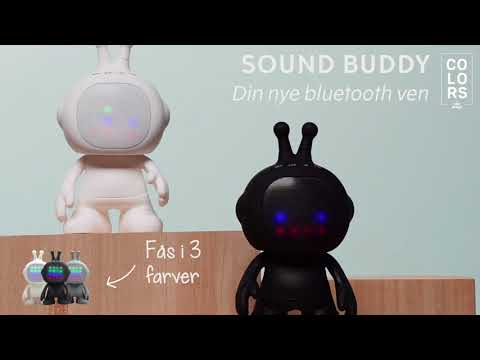 Se video med Sound Buddy