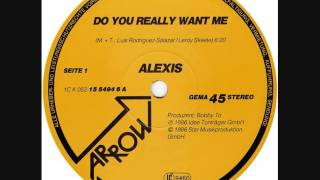 Alexis-Do You Really Want Me special dj mix