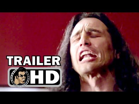 THE DISASTER ARTIST Official Trailer #2 (2017) James Franco, Seth Rogen The Room Movie HD