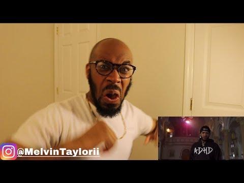 Joyner Lucas - Devil's Work (ADHD) REACTION!!!!