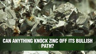 ZINC - A disparada do zinco