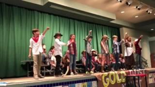 Gold Rush or Bust- Merchant song