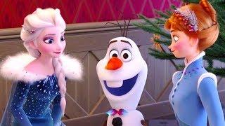 Gambar cover Olaf's Frozen Adventure - Best scenes