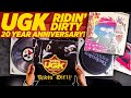 Discover The Classic Samples Used On UGK's Ridin' Dirty