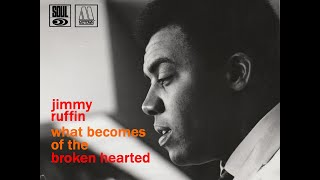 motown classic: jimmy ruffin- what becomes of the broken hearted - i've passed this way before