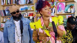 Mumu Fresh Feat. Black Thought & DJ Dummy: NPR Music Tiny Desk Concert