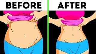 Best Tips and Workouts to Lose Belly Fat Fast