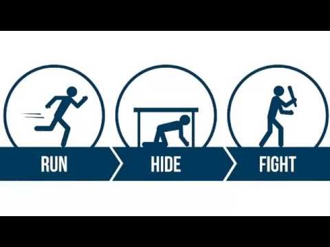 Active Shooter Training: Incident Response & Run Hide Fight