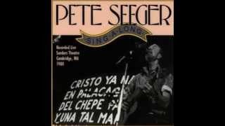 Pete Seeger   Jacob's   ladder with the lyrics