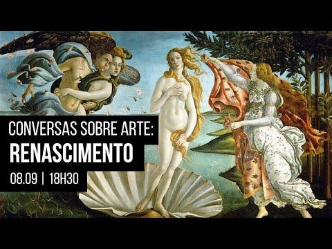 Conversas sobre Arte - Renascimento - O despontar dos modernos conceitos de Arte e de Artista