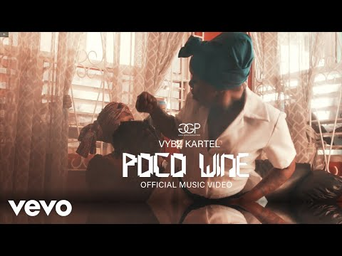 Vybz Kartel - Poco Wine (Official Video)
