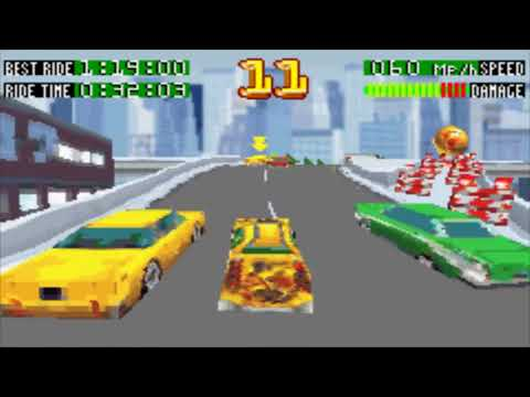 Outrunners snes rom