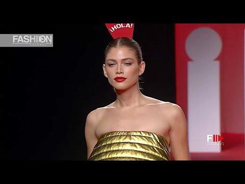 AGATHA RUIZ DE LA PRADA Highlights MBFW Spring Summer 2020 Madrid - Fashion Channel