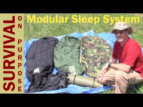 Military Sleep System Sleeping Bag Review – Survival Gear
