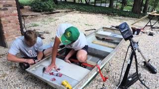 Jon Boat Restoration Part: 3