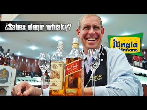 ¿Sabes elegir whisky?