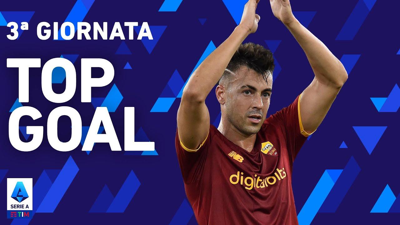 Okereke, Dimarco, Augello, Leão & El Shaarawy! | Top 5 Goals | 3ª Giornata | Serie A TIM 2021/22